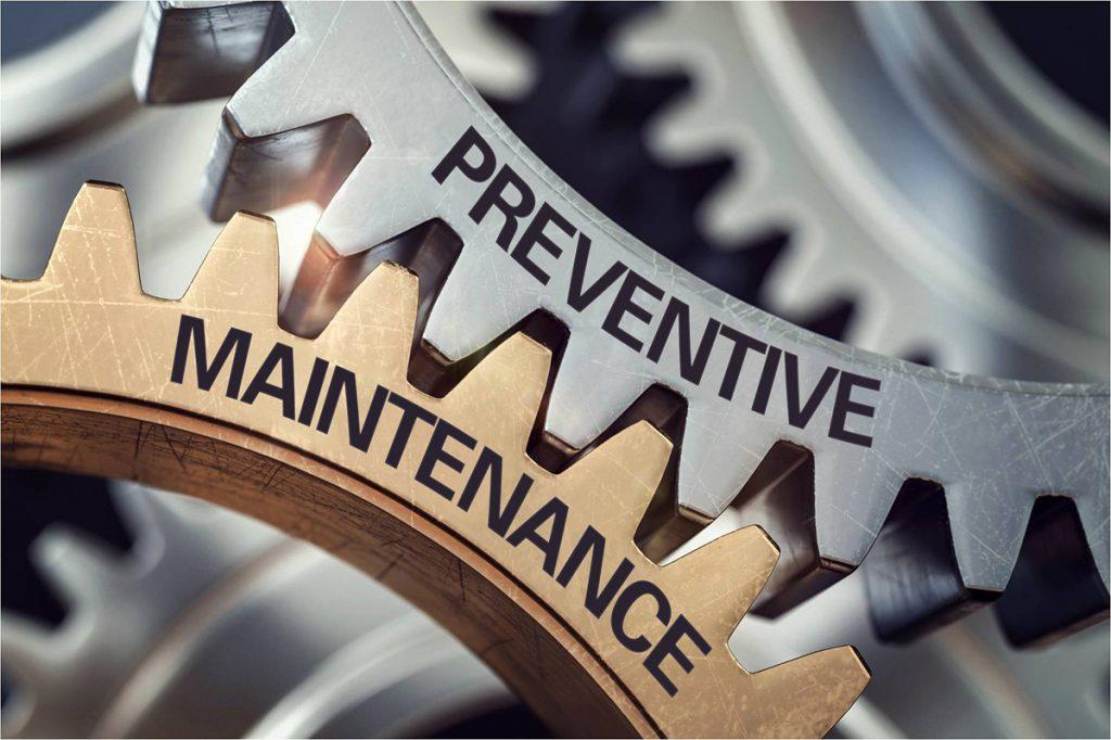 Gears That Read Preventative Maintenance - Springbank Mechanical Toronto Commercial HVAC Company