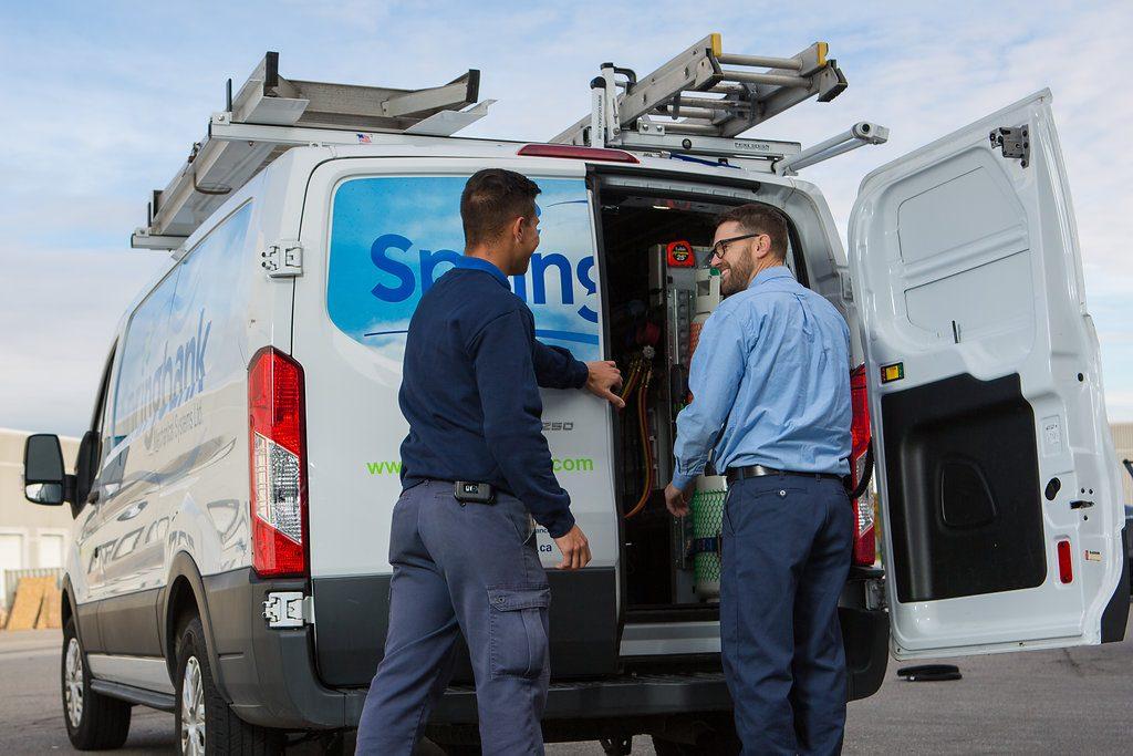 Springbank Commercial HVAC service toronto