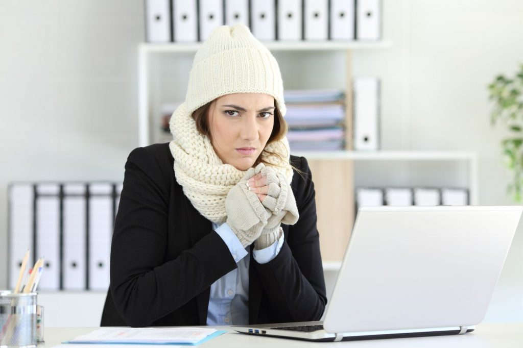 Cold Office Space With Fluctuating Energy Bills - Springbank Mechanical Toronto HVAC Company
