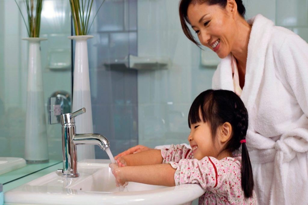 People Washing Hands - Springbank Mechanical Toronto
