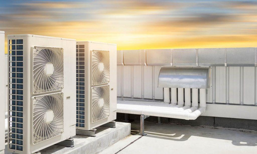Rooftop HVAC Units - Springbank Mechanical Toronto HVAC Company