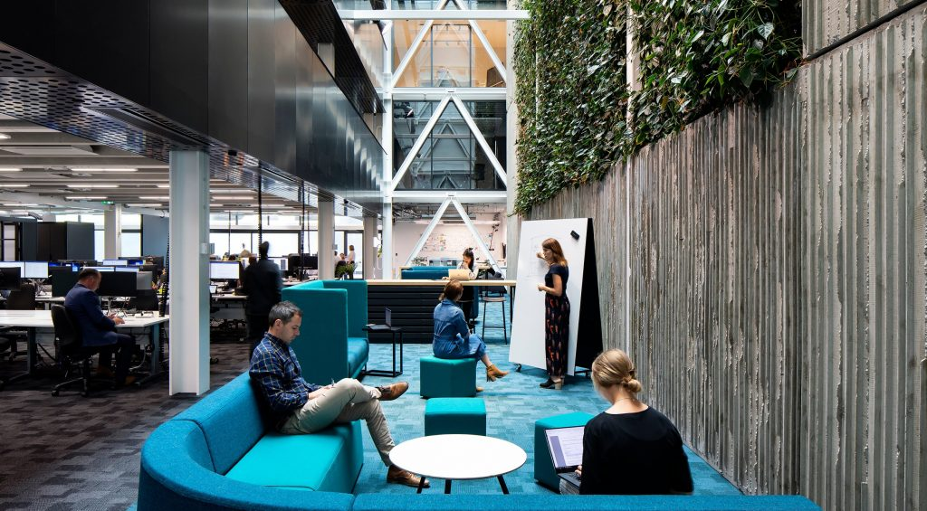 An Office Space With Clean Indoor Air Quality - Springbank Mechanical Toronto HVAC Company
